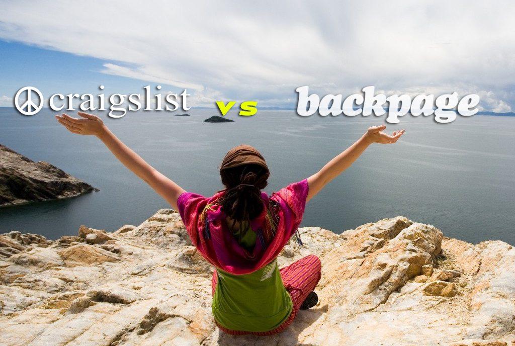 Compare Craigslist vs Backpage